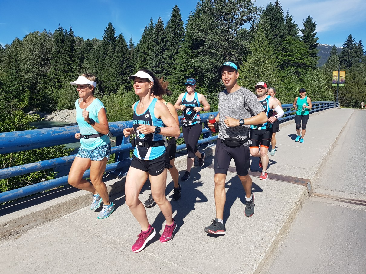 Ironman Canada Whistler Training Camp 2019
